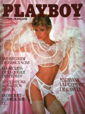 Playboy Francais - June 1983