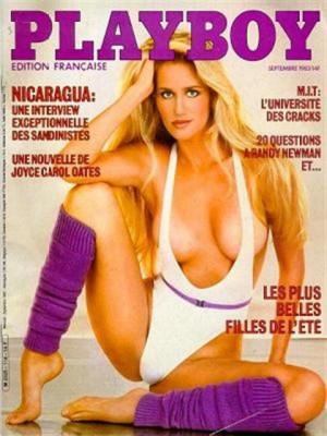 Playboy Francais - Sep 1983