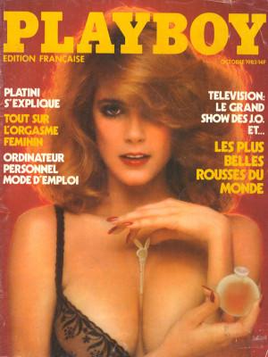Playboy Francais - Oct 1983