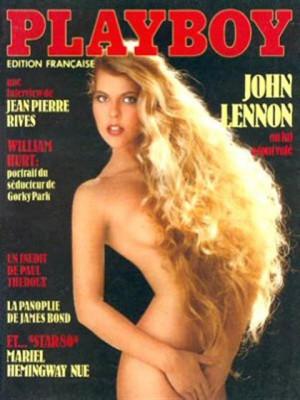 Playboy Francais - March 1984