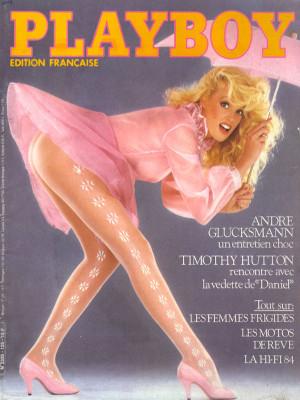 Playboy Francais - Avril 1984
