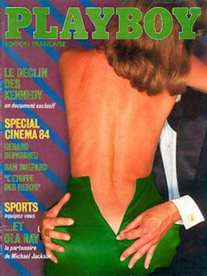 Playboy Francais - May 1984