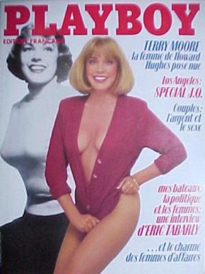 Playboy Francais - August 1984