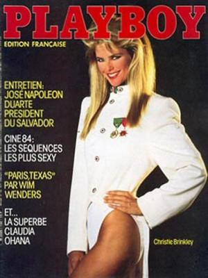 Playboy Francais - Nov 1984