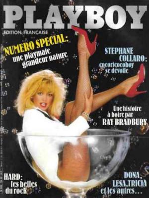 Playboy Francais - Jan 1985
