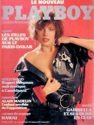 Playboy Francais - March 1985