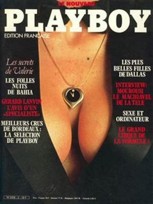 Playboy Francais - April 1985