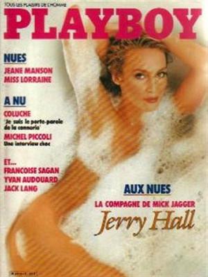 Playboy Francais - Oct 1985