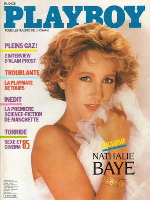 Playboy Francais - Nov 1985