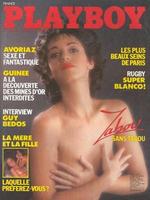 Playboy Francais - Jan 1986