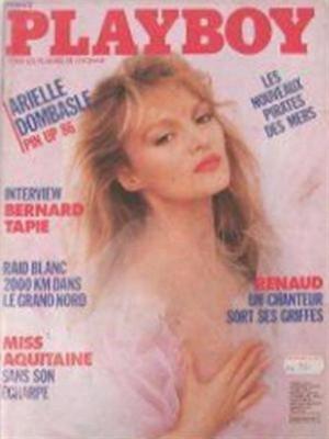 Playboy Francais - March 1986