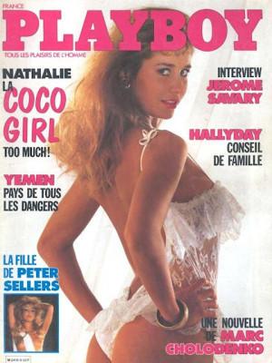 Playboy Francais - April 1986