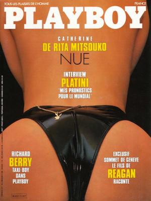 Playboy Francais - May 1986