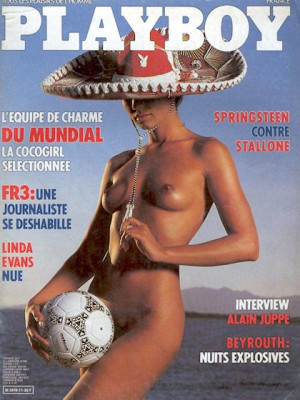 Playboy Francais - June 1986