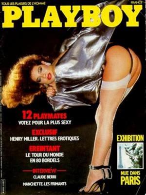 Playboy Francais - Sep 1986