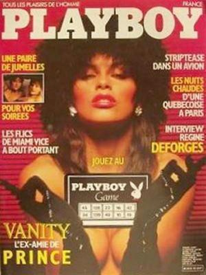Playboy Francais - Nov 1986