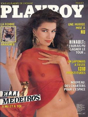 Playboy Francais - Dec 1986