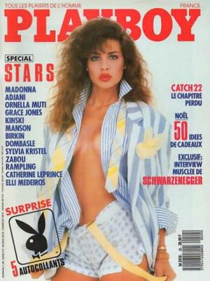 Playboy Francais - Jan 1988