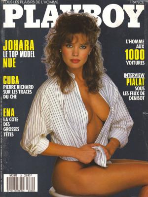 Playboy Francais - Fev 1988