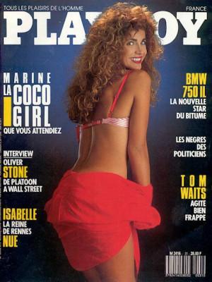 Playboy Francais - March 1988