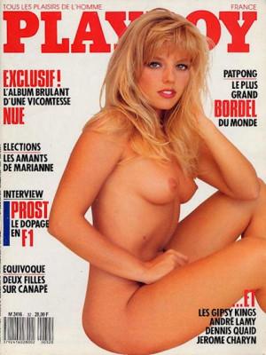 Playboy Francais - April 1988