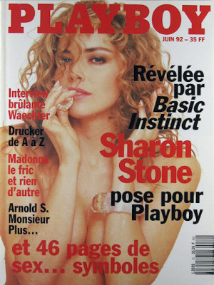 Playboy Francais - June 1992