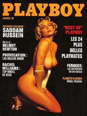 Playboy Francais - Jan 1993