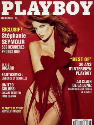 Playboy Francais - March 1993