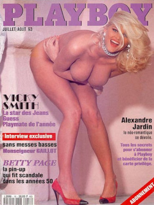 Playboy Francais - July 1993