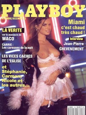 Playboy Francais - Nov 1993