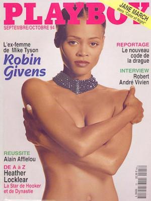 Playboy Francais - Sep 1994