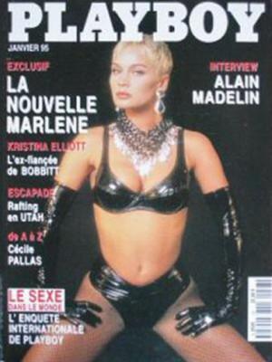 Playboy Francais - Jan 1995