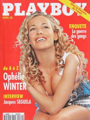 Playboy Francais - April 1995