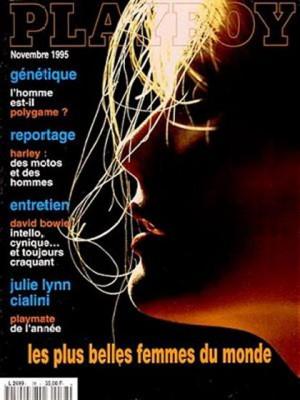 Playboy Francais - Nov 1995