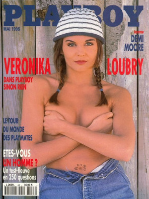 Playboy Francais - May 1996