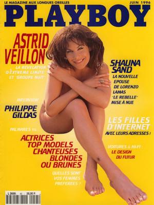 Playboy Francais - June 1996
