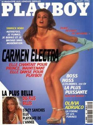 Playboy Francais - July 1996