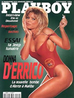 Playboy Francais - Nov 1996