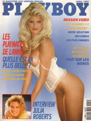 Playboy Francais - Avril 1997