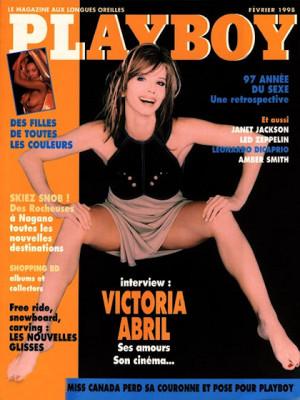 Playboy Francais - Feb 1998