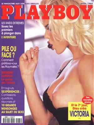 Playboy Francais - April 1998
