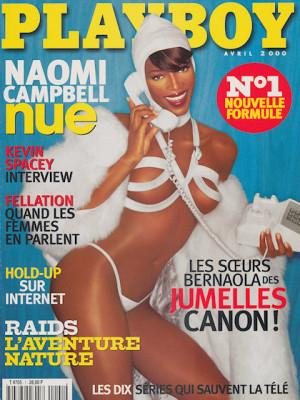 Playboy Francais - April 2000