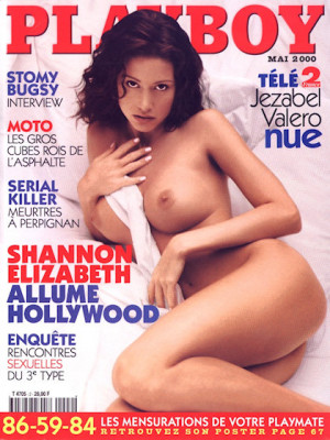 Playboy Francais - May 2000