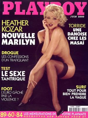 Playboy Francais - June 2000