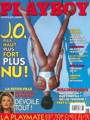 Playboy Francais - Oct 2000