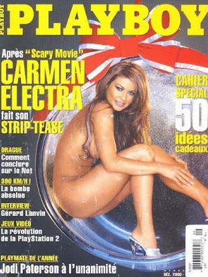 Playboy Francais - Dec 2000