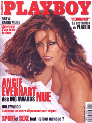 Playboy Francais - Jan 2001