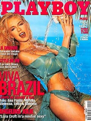 Playboy Francais - June 2001