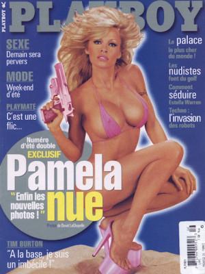 Playboy Francais - August 2001