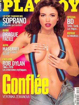 Playboy Francais - Nov 2001